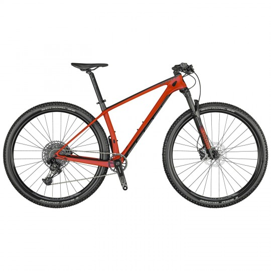 BICICLETA SCALE 940 RED
