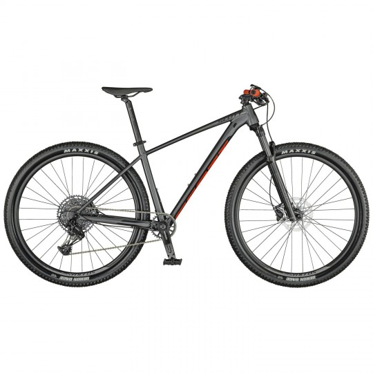 BICICLETA SCALE 970 DARK GREY