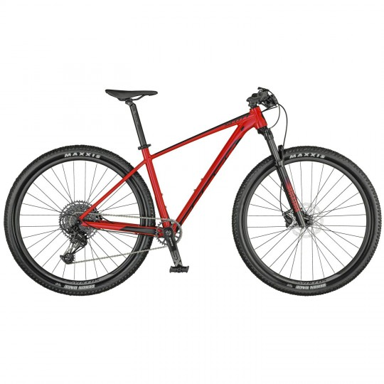 BICICLETA SCALE 970 RED