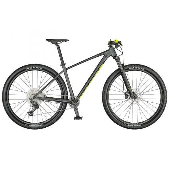 BICICLETA SCALE 980 DARK GREY