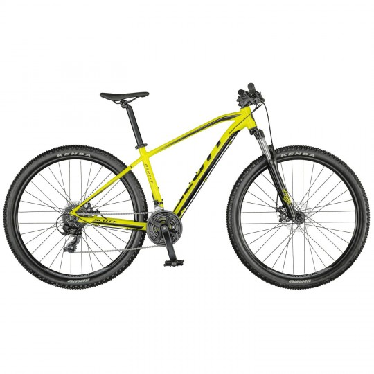 BICICLETA ASPECT 770 YELLOW
