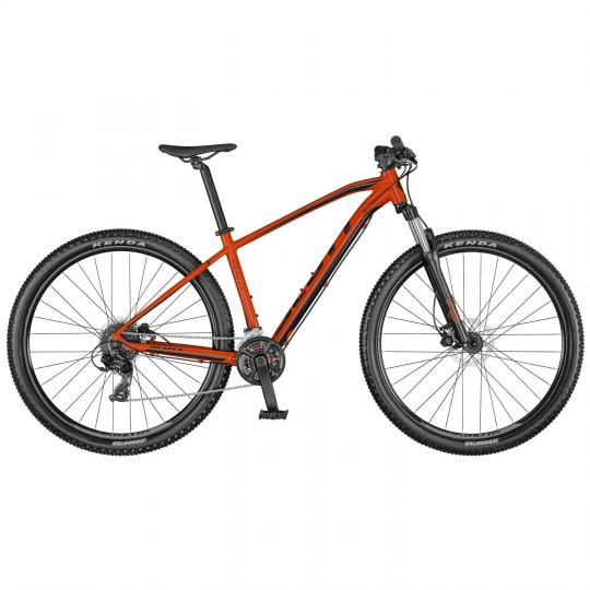 BICICLETA ASPECT 760 RED