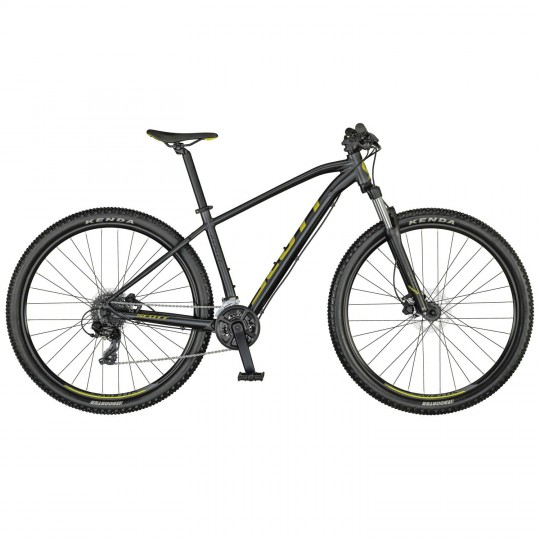 BICICLETA ASPECT 960 DARK GREY